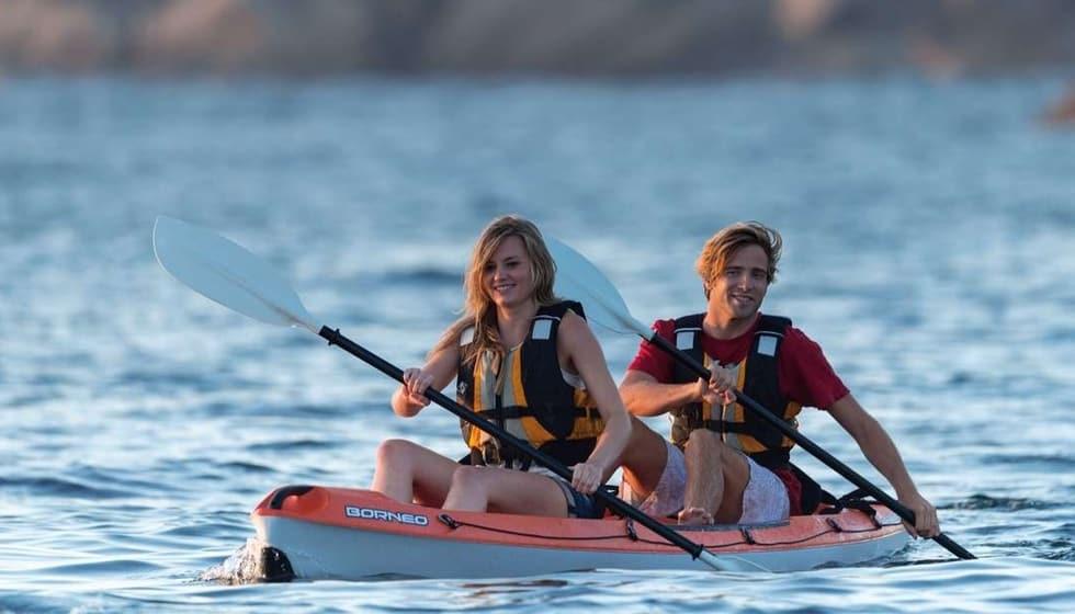 kayak tour tenerife