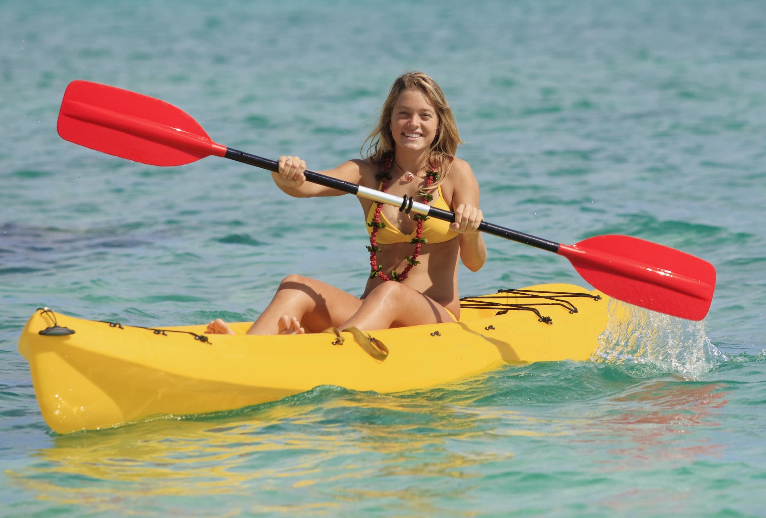 kayaking tenerife mobile