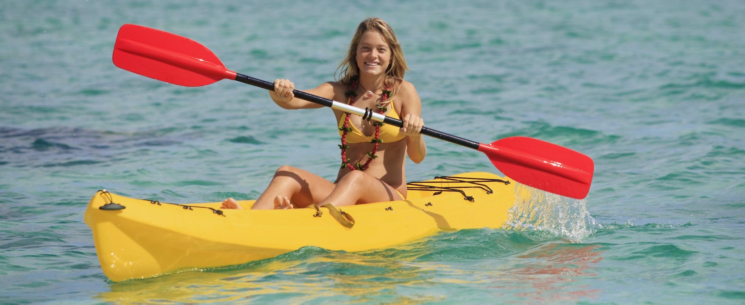 kayaking tenerife
